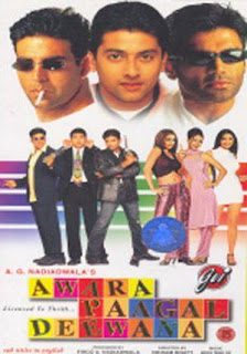 Awara Paagal Deewana 2002 Hindi Movie Watch Online
