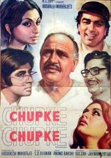 Watch Free Old Hindi Movies Online - Chupke Chupke 1975 Hindi Movie Watch Online