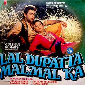 Lal Dupatta Malmal Ka 1989 Hindi Movie Watch Online