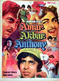 Amar Akbar Anthony 1977 Hindi Movie Watch Online