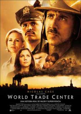 World Trade Center (2006) (In Hindi) SL NVM - Nicolas Cage, Maria Bello, Connor Paolo, Anthony Piccininni, Alexa Gerasimovich, Morgan Flynn, Michael Pe�a, Armando Riesco