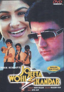 Jo Jeeta Wohi Sikandar 1992 Hindi Movie Watch Online