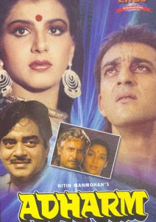 Adharm 1992 Hindi Movie Watch Online