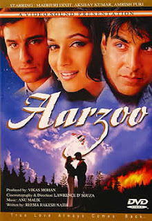 Aarzoo 1999 Hindi Movie Watch Online
