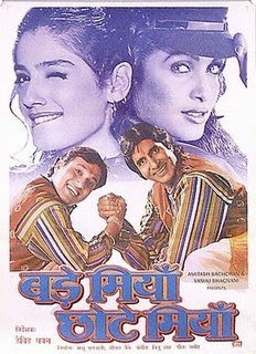 Bade Miyan Chote Miyan 1998 Hindi Movie Watch Online
