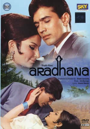 Aradhana (1969) hindi movie Watch online