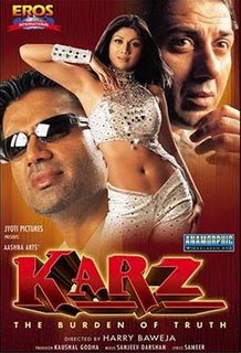 Karz: The Burden of Truth 2002 Hindi Movie Watch Online