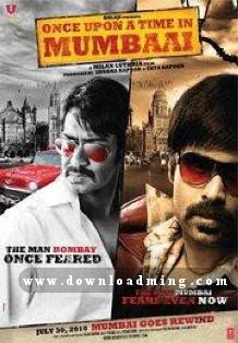 Once Upon a Time in Mumbai (2010 - movie_langauge) - Ajay Devgan, Emraan Hashmi, Kangana Ranaut, Prachi Desai, Randeep Hooda, Dhiru Dwivedi, Imran Hasnee