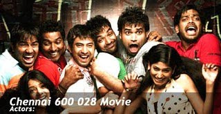 Chennai 600028 (2007) - Tamil Movie