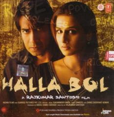 Halla Bol 2008 Hindi Movie Watch Online