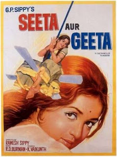 Seeta Aur Geeta 1972 Hindi Movie Watch Online