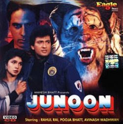 Junoon 1992 Hindi Movie Watch Online
