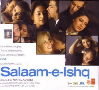Salaam-E-Ishq 2007 Hindi Movie Watch Online
