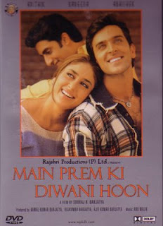 Main Prem Ki Diwani Hoon 2003 Hindi Movie Watch Online