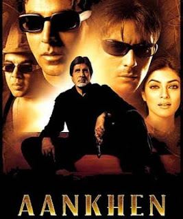 Aankhen 2002 Hindi Movie Watch Online