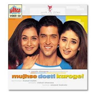Mujhse Dosti Karoge! 2002 Hindi Movie Watch Online
