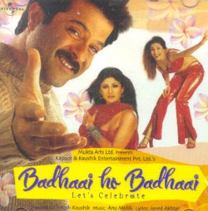 Badhaai Ho Badhaai 2002 Hindi Movie Watch Online
