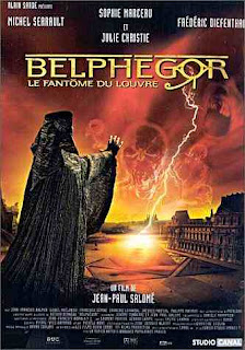 Belphégor - Le fantôme du Louvre 2001 Hindi Dubbed Movie Watch Online