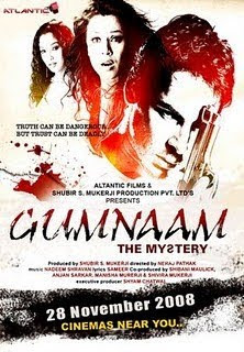 Gumnaam: The Mystery 2008 Hindi Movie Watch Online