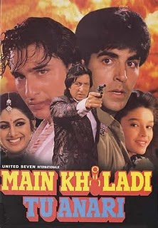 Main Khiladi Tu Anari 1994 Hindi Movie Watch Online