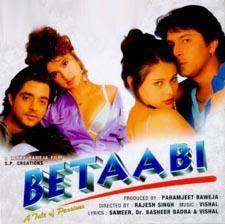 Betaabi 1997 Hindi Movie Watch Online