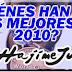 RECONOCIMIENTOS HAJIME-JUDO 2010. <br>¡Los vencedores!