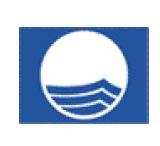 bandera azul canarias
