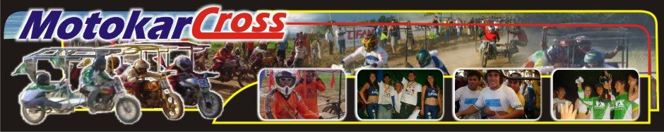 MOTOKAR CROSS - MOTOCROSS - MOTOCAR CROSS