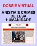 DOSSIÊ ANISTIA E CRIMES DE LESA HUMANIDADE