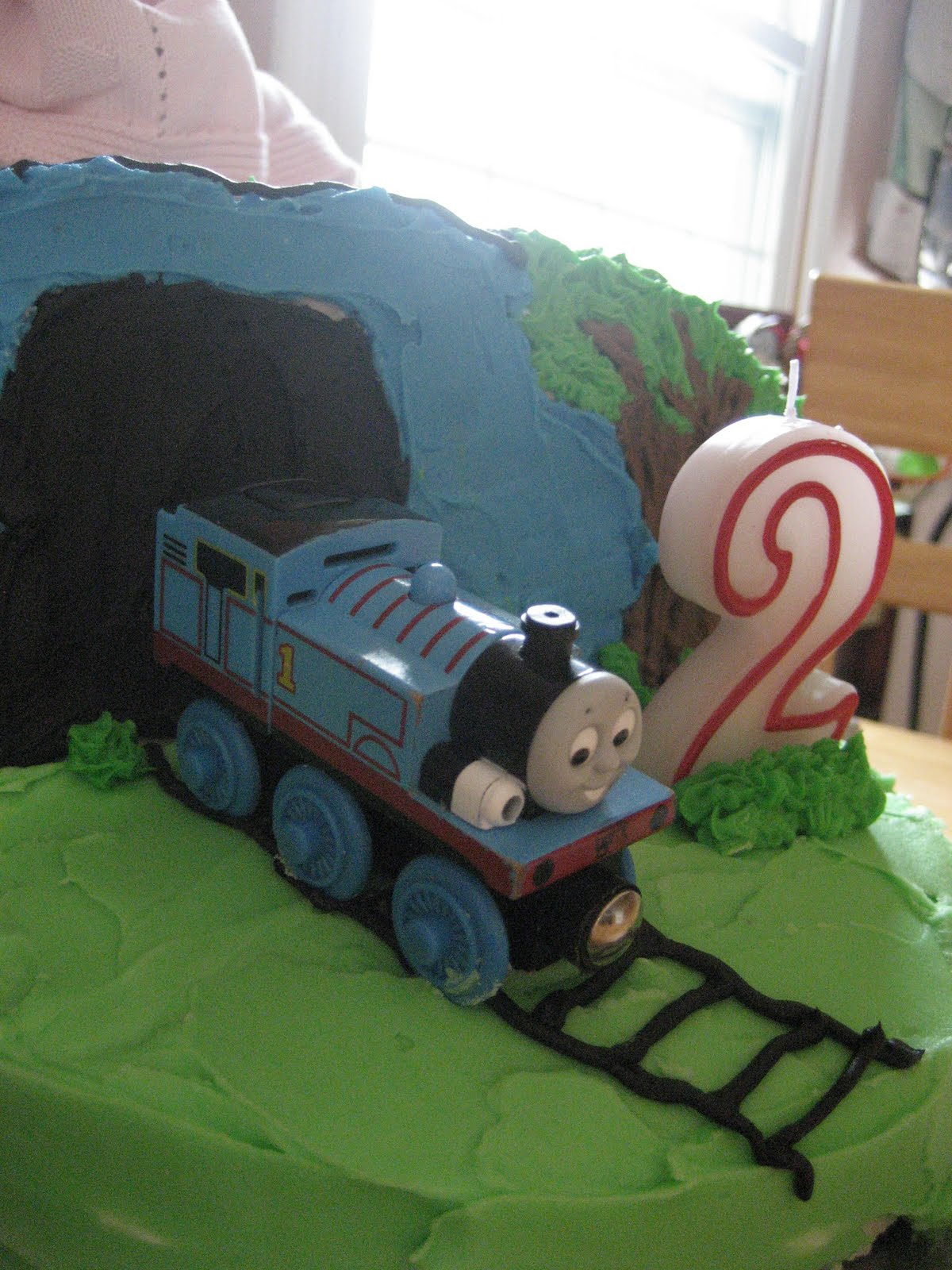 Thomas The Train Cake Mold