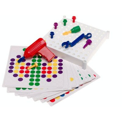 Autism Toys : Design and Drill Activity Center