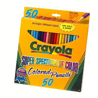 Autism Toys : Crayola Colored Pencils