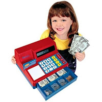 Autism Toys : Calculator Cash Register