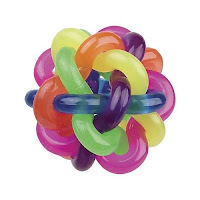 Autism Toys : Flashing Orbit Ball