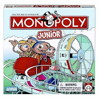 Autism Toys : Monopoly Junior Edition