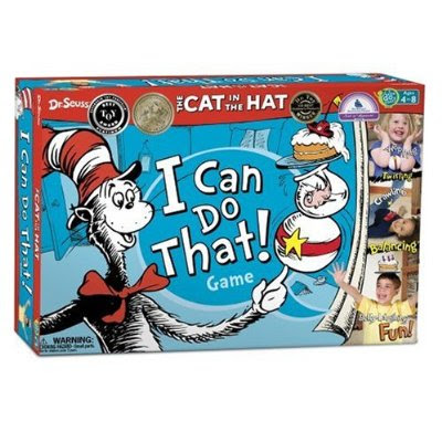 Autism Toys : Cat in the Hat - I Can Do That!