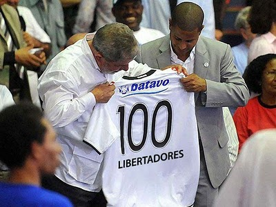 100 DE LIBERTADORES