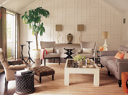 Livingroom : 9 Zen designs to inspire !