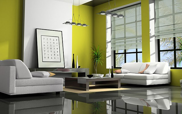 Modern Living Room Interior Design Photos
