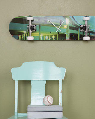 Home Accents Reusing Skateboards For Interesting FurnitureInterior DecoratingHome Design Sweet