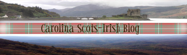 Carolina Scots-Irish Blog
