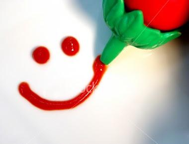 اقرأ وتكفيني الأبتسامة ist2_77368-ketchup-s