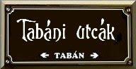 Tabáni utcák