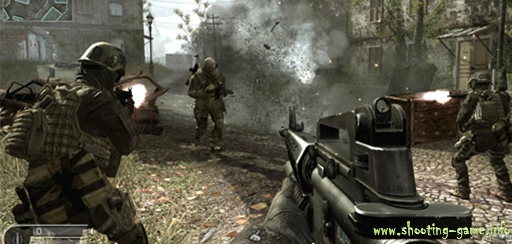 call of duty modern warfare 4 guns. call of duty modern warfare 3