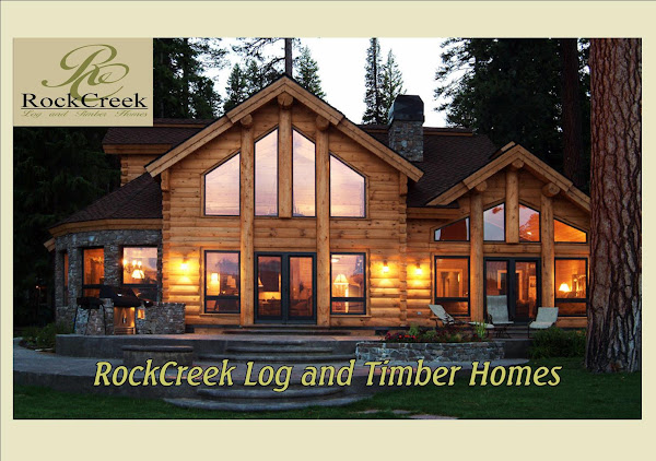 RockCreek Log and Timber Homes