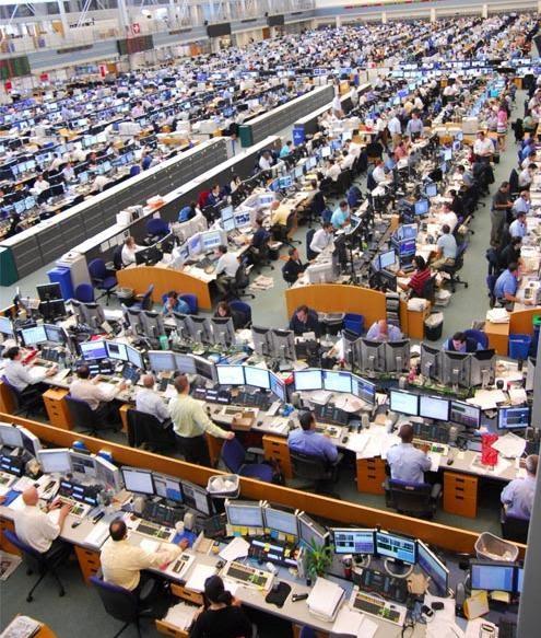 Goldman Sachs Trading Floor FOFOA: In Defense of t...