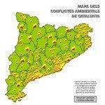 Mapa dels conflictes ambientals de Catalunya