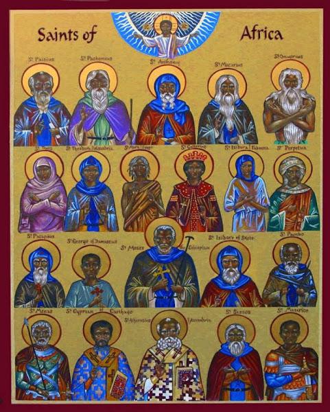 Saints d'Afrique