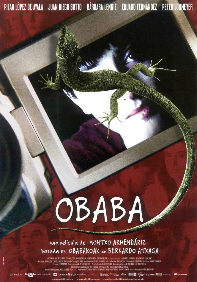 cartelera de la pelicula Obaba