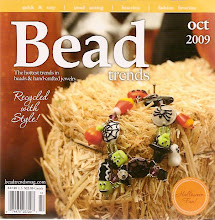 Liz Revit in Bead Trends October 2009